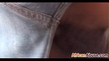african slave tortured and pounded outdoors3