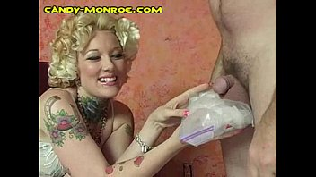 icing a cuckold&#039_s small dick