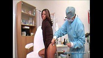 girl butt injection