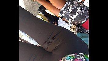 gostosa da minha escola usando calca yoga  gorgie.