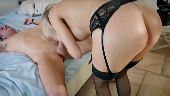 he fucks his stepmom before his dad comes home