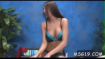 lustful gal enjoys banging gets mouthful of jizz flow