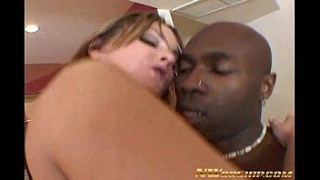 big ass sexy slut interracial creampie.