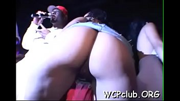 hottie sucks dick before getting it inside of.