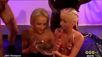 www.germanpee.tk - alice and lucie piss thirsty blondes! 2
