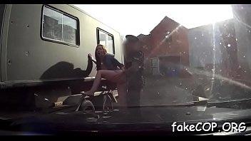 fake cop has got impure fantasies