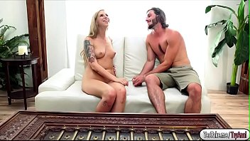 ryan riesling gets her first anal.