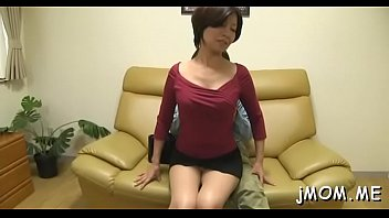 sweltering asian older runs her tongue over lover&#039_s body