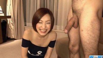 nene iino throats big cock until.
