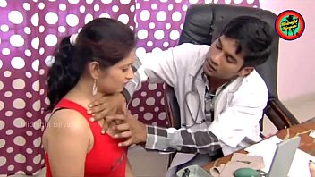 docter romance with patient while checking