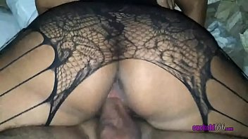 big ass latina wife in lingerie riding strangers cock