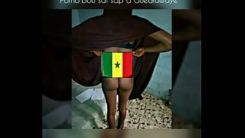 sextape of a shy african teen student from.