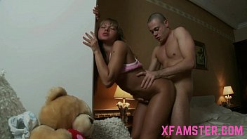 long luscious love making young amateur teen stepsister.