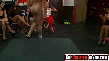 07 desperate cfnm club orgy women sucking dick 26