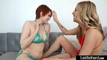 (karla kush &amp_ bree daniels) lesbians girls play.