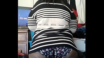 sbbw  in pretty black panties