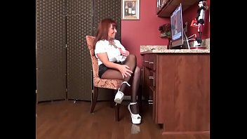 best mom secretary huge tits heels  pov..