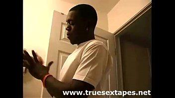 homemade tape of amateur black girl.