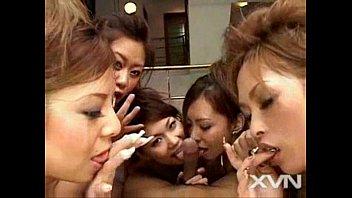6 japanese girl massag