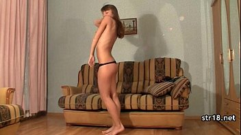 young couples first time on video - she.