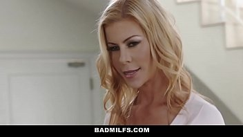 badmilfs - hot professor seduces student.