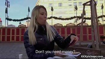 public pickup - teen amateur european whore suck.