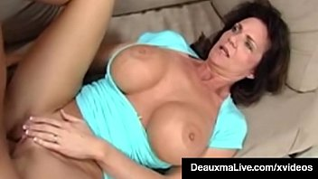 texas cougar deauxma blows &amp_ gets analized by.