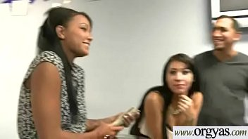 (esmi lee&_ava taylor) slut hot teen girl for.