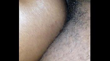 thick ebony creampie