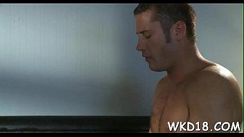 boy cums on gal after sex