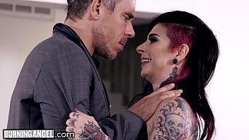 joanna angel wants anal to spice it up.