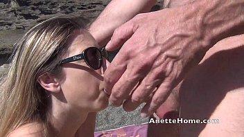 fellation plage avec couple francais exhib amateur pour.