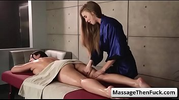 fantasy massage sex - undercover expose with lena.