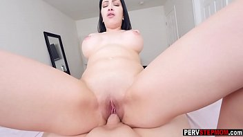 latina milf stepmom punish fucks a stepsons big cock