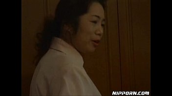 mature japanese chick pleasing her young.