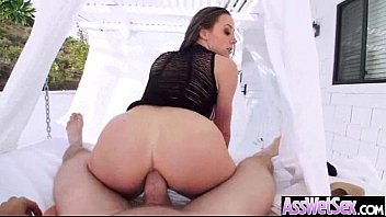 hard anal sex on cam with (chanel preston).