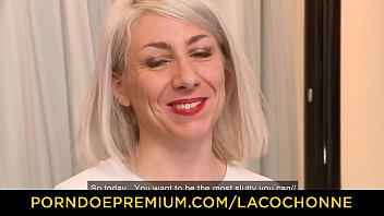 la cochonne - milf julie holly double ass.