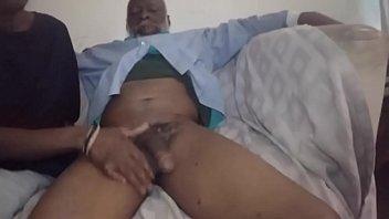 black grandpa shlong suck by my ex girlfriend.