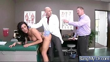 horny slut patient (austin lynn) and doctor in.