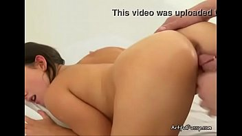 client enjoying massage