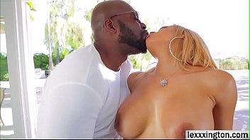 latina luna star rubs her ass on a.