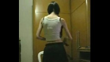 slim big titted teen strips on cam tits.