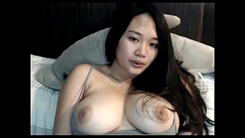 sexy big boobs asian girl on.