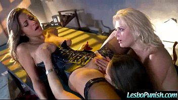 punish sex tape using toys between lesbian girls.