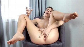 stunning young bond huge squirt  - watch.