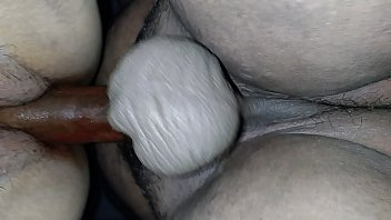 fucking my wifes bloody pussy