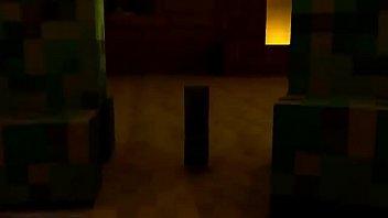 minecraft anima&ccedil_&atilde_o - creeper safado e.