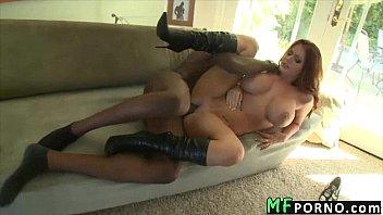 big booty english girl fucks big black dick.