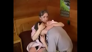 teen boy russian mature woman