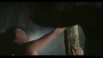 cynthia van damme interracial sex scene.